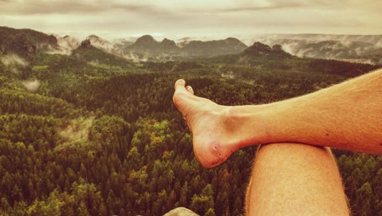 how can i strengthen my feet for hiking