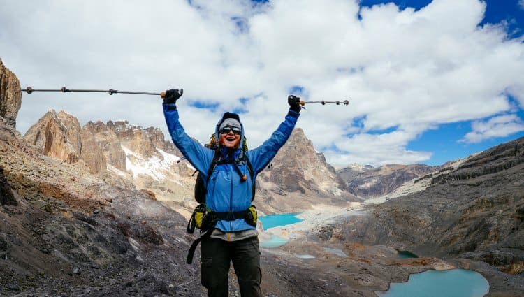 how to train for high altitude hiking at sea level