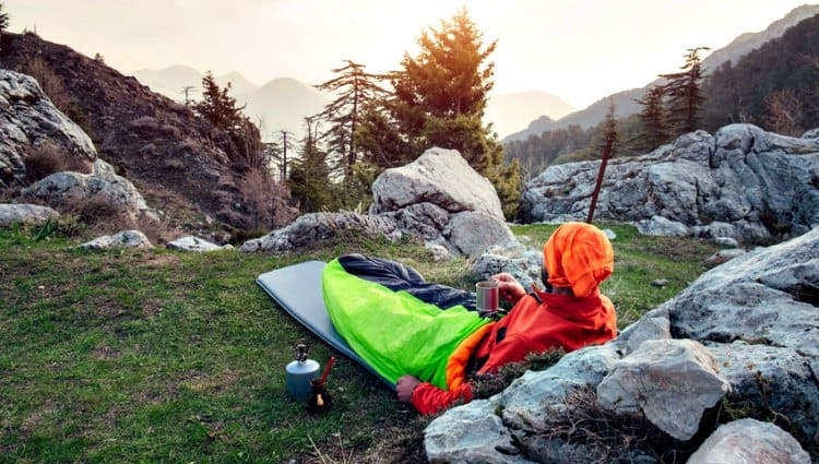 do you need a tent for backpacking