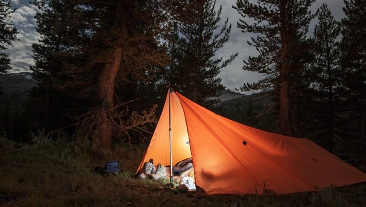 silpoly vs silnylon for tents and tarps