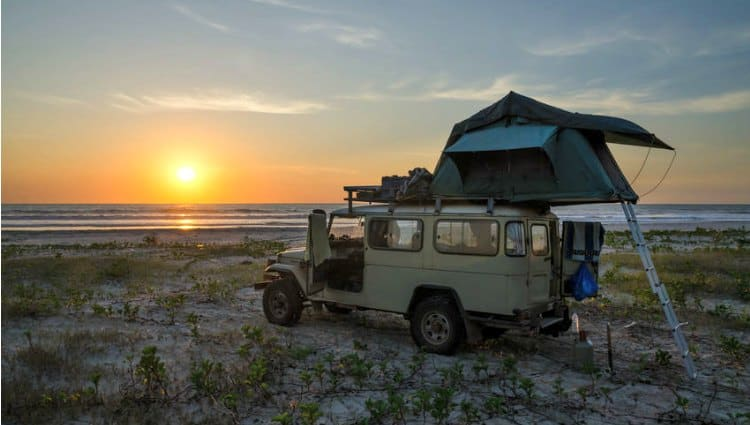 favorite soft shell roof top tents