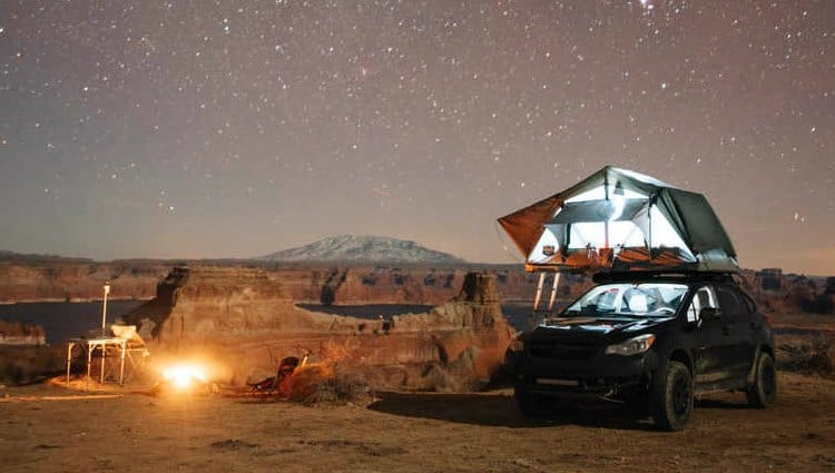 cvt roof top tents review
