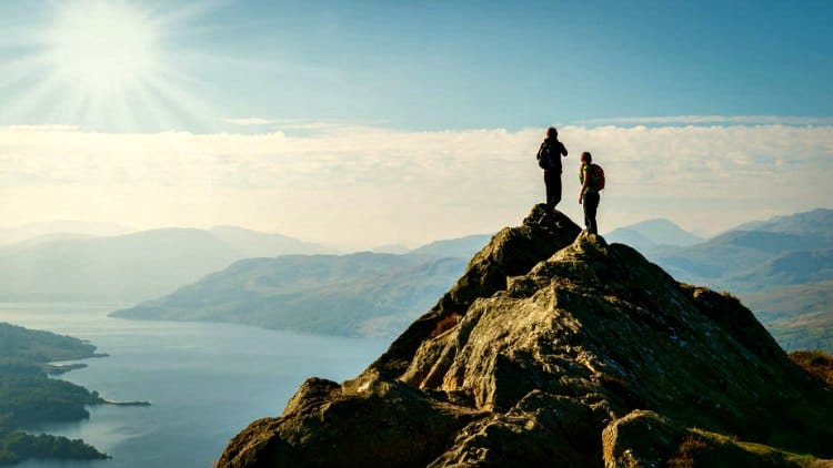 is hiking becoming more popular