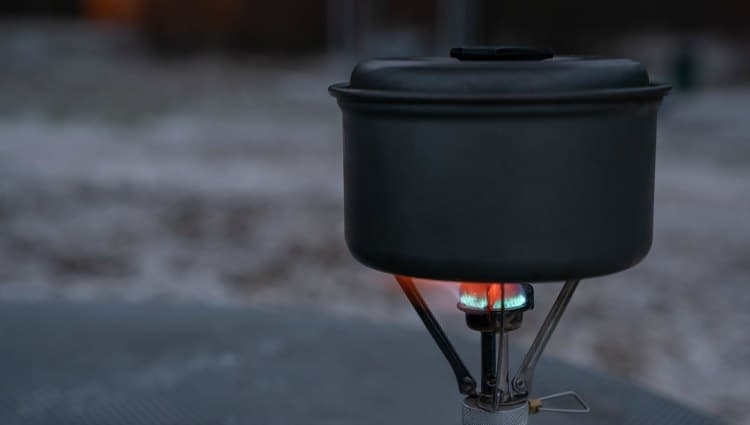 what is the lightest backpacking stove