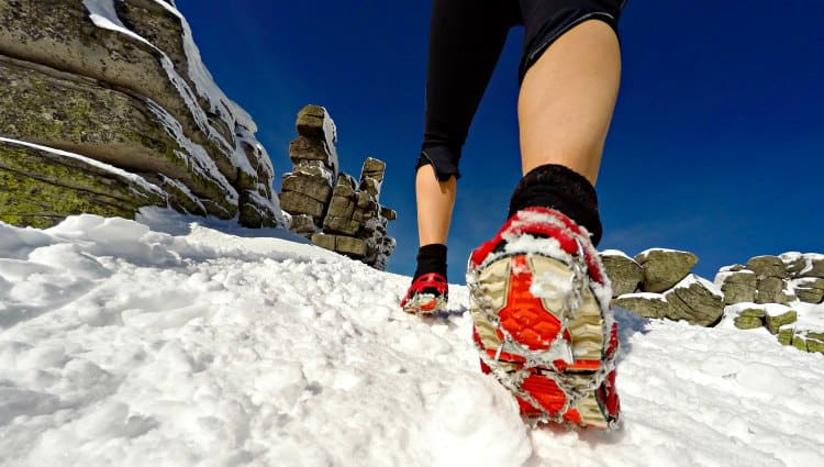are yaktrax good for running