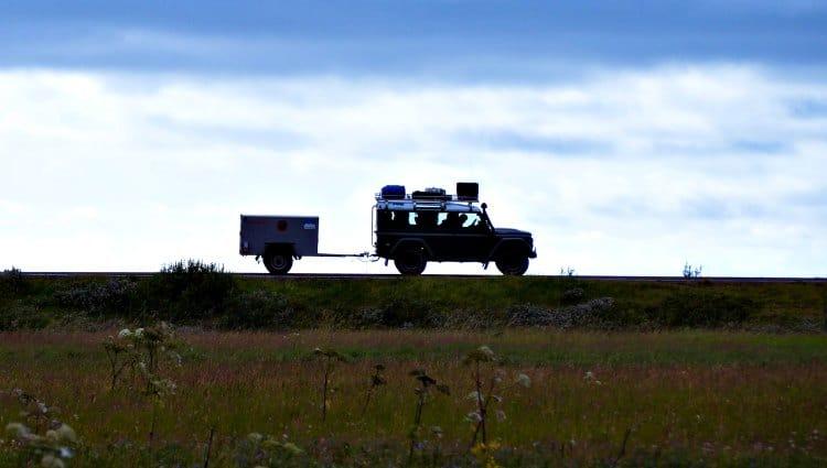 best overland trailer