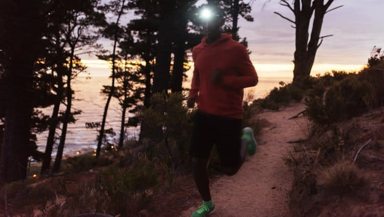 how many lumens do I need for trail running