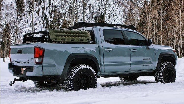 toyota tacoma for overlanding owner review