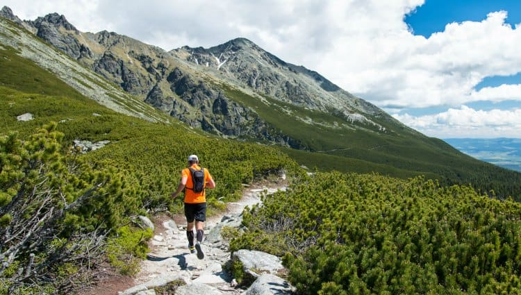 is trail running safe