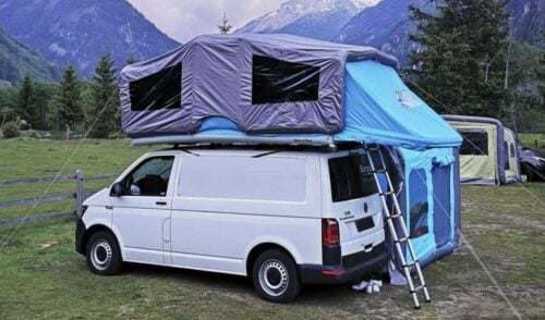 What Is The Largest Roof Top Tent