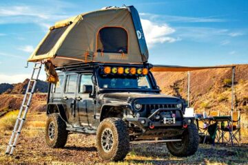 best roof top tents for jeep owners