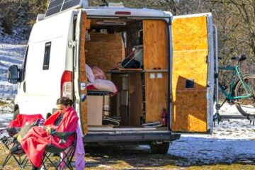 how long does it take to convert a van into a campervan
