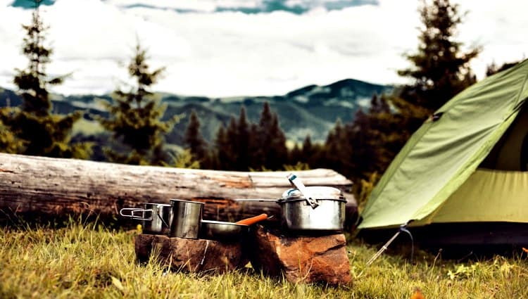 what cooking equipment do i need for camping
