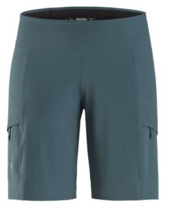 blue shorts on white background
