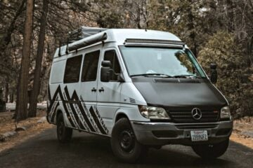 what are the best vans to live in