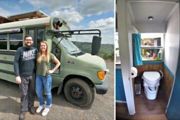 best campervan composting toilet