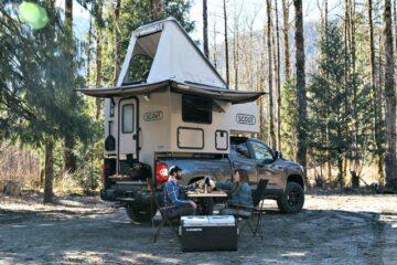 scout truck camper reviews