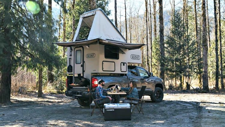 scout truck camper reviews