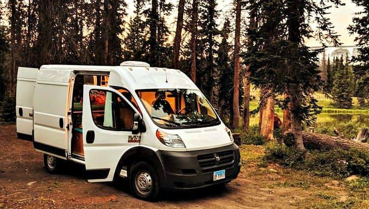 campervan conversion kits usa