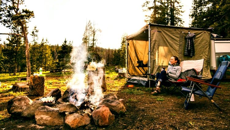 types of campsites classifications and definitions