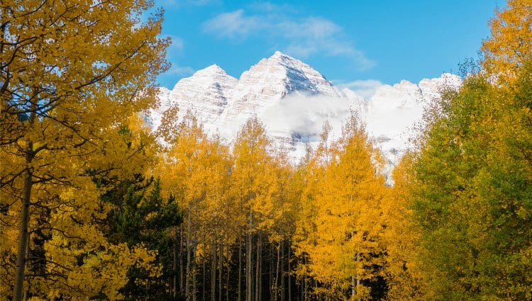 best fall foliage camping destinations