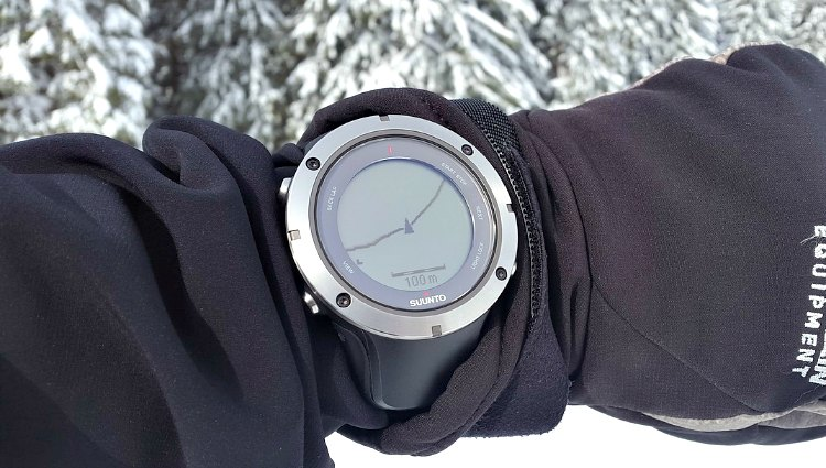 do gps watches give directions