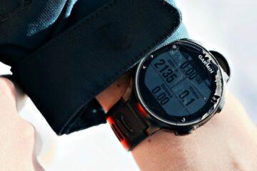 do garmin gps watches lose accuracy