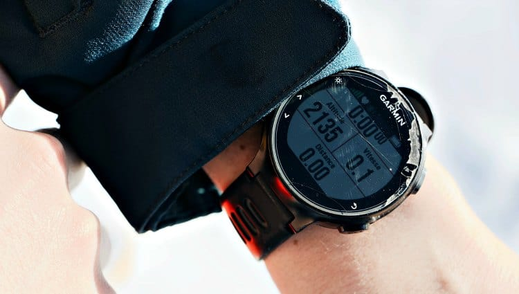 do garmin gps watches lose accuracy