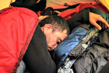 sleeping tips for backpacking