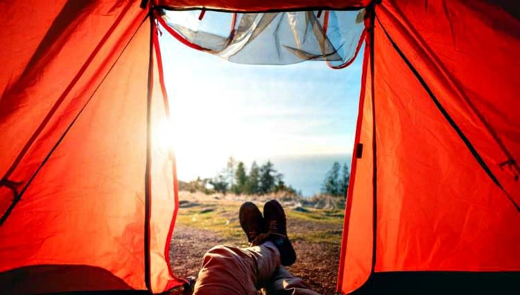 how to make your camping tent more comfortable