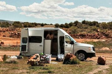 how much does a nissan nv high roof conversion cost