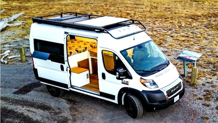 best ram promaster conversion companies
