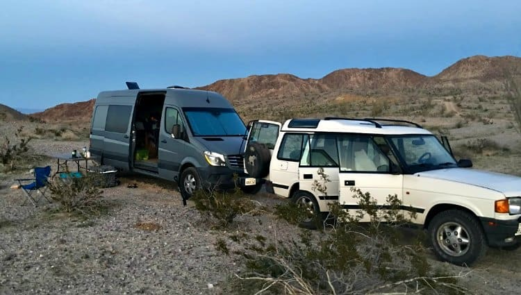 what does boondocking mean