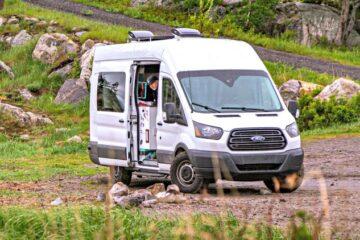 ford transit camper van for sale