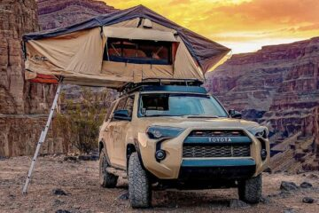 do i need a roof rack for a roof top tent