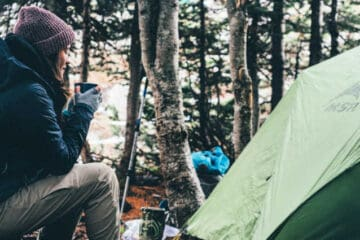 how much does it cost to start camping