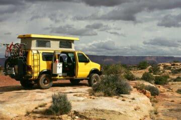 4x4 camper vans for sale
