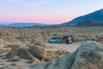 what is the best off road camper