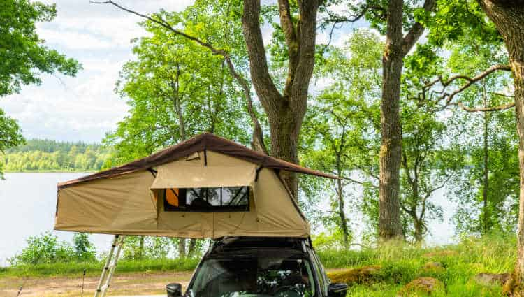 best 6 person roof top tent