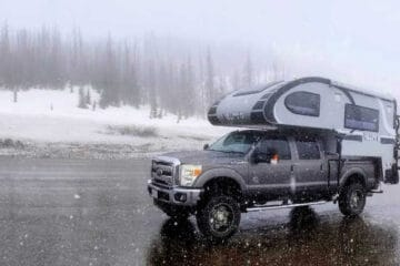 who makes the best 4 season truck camper