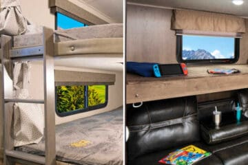 what is the best bunkhouse travel trailer