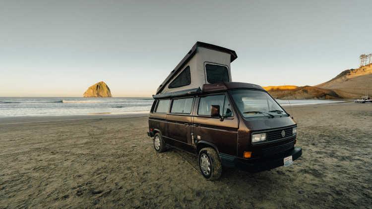 best camper van rental companies