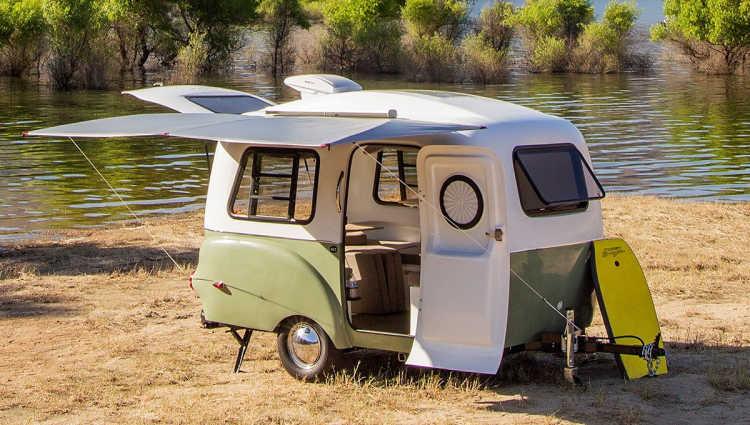 best ultra lite travel trailers under 3500 lbs