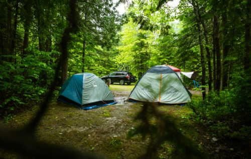 rainy day camping activities