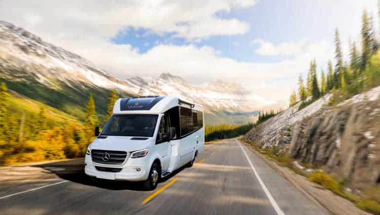 best small rv for couples
