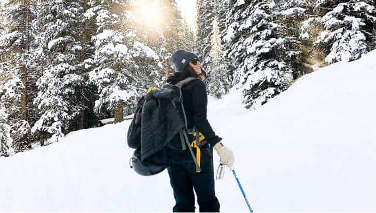is it safe to hike in the winter