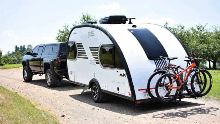 how much do teardrop campers cost