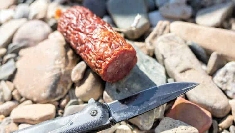 what meats can you take backpacking