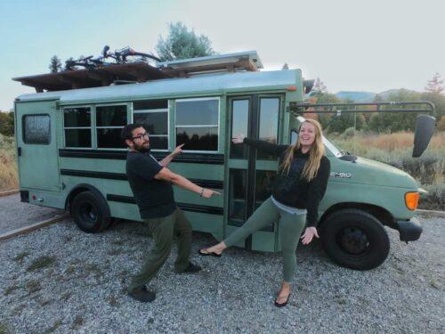 Stu the bus