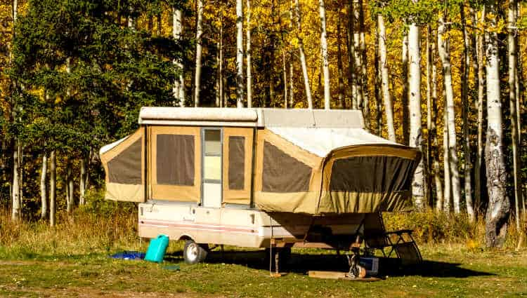 is it worth buying a pop up camper